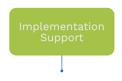 Implementation Support Icon